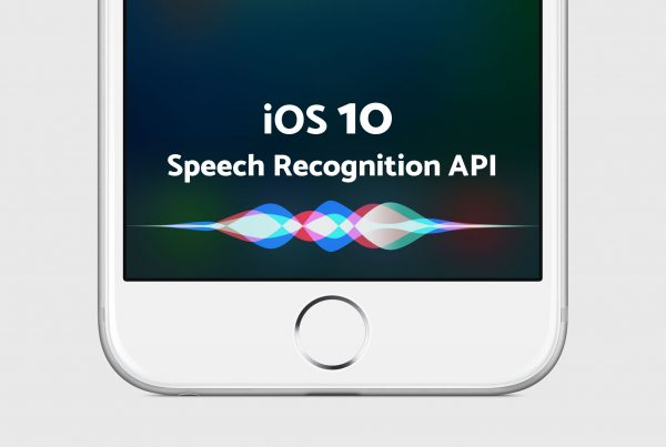 iOS 10 Speech Recognition